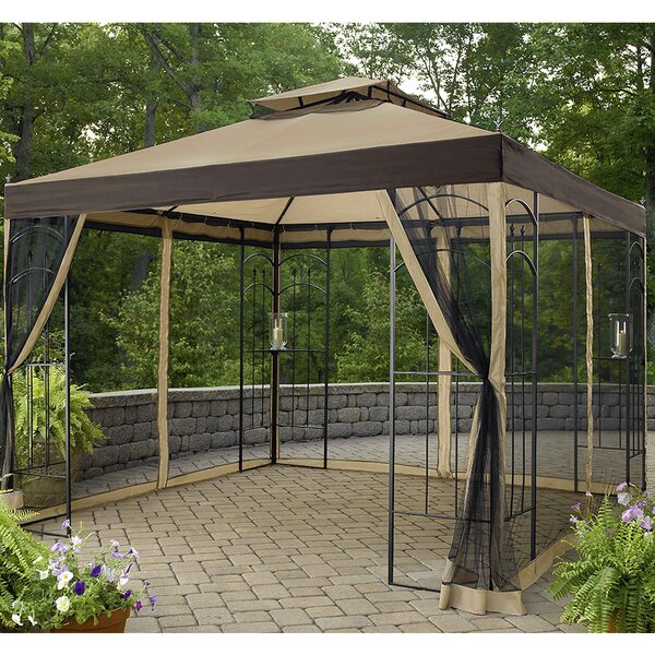 Replacement Canopy for Arrow Gazebo by Sunjoy