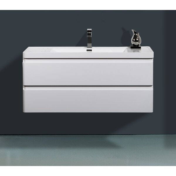 Mccarty 47 Single Bathroom Vanity Set by Orren Ellis