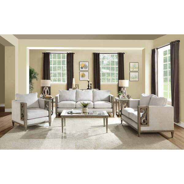 Candice Configurable Living Room Set by One Allium Way
