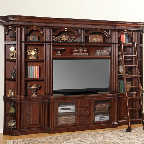 Blackburn Spacesaver Entertainment Center by Astoria Grand