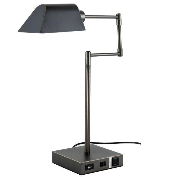 Omar 20.2 Desk Lamp by Langley Street