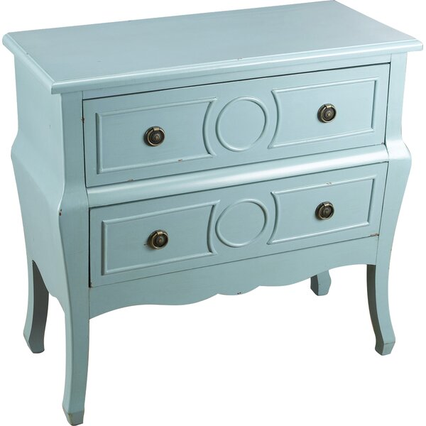 2 Drawer Accent Chest by AA Importing AA Importing