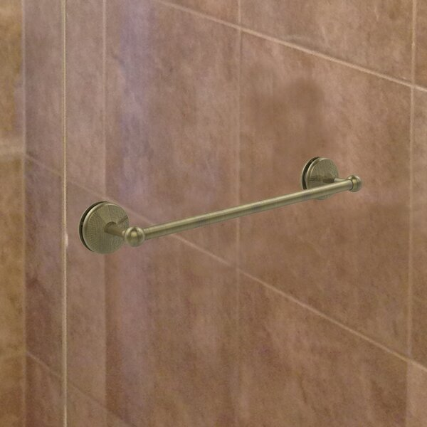 Monte Carlo Shower Door 21 Wall Mounted Towel Bar by Allied Brass