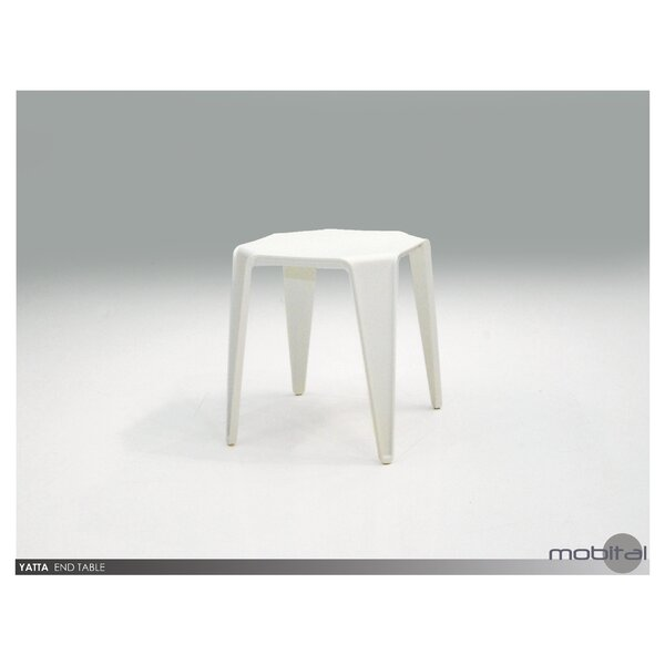 Dyal End Table (Set of 4) by Orren Ellis