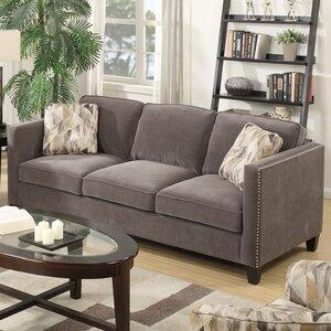 Baugh 84.6 Sofa by Brayden Studio