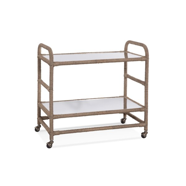 Driscoll Bar Cart By Rosecliff Heights Read Reviews