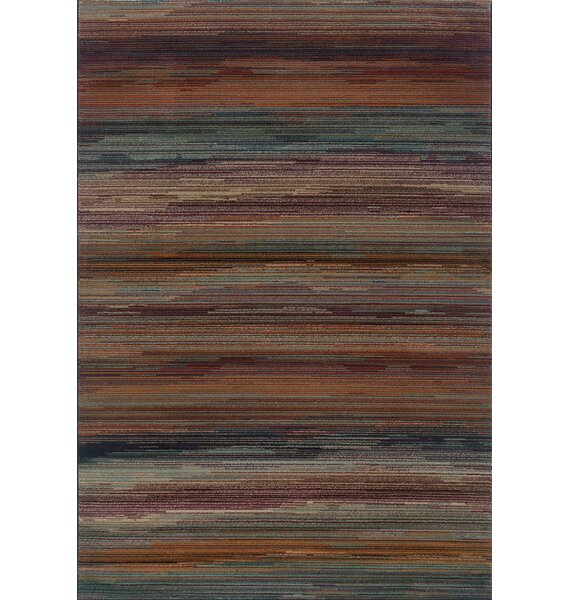 Horasan Stripe Area Rug by Loon Peak