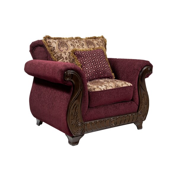 Dolson Armchair by Astoria Grand Astoria Grand