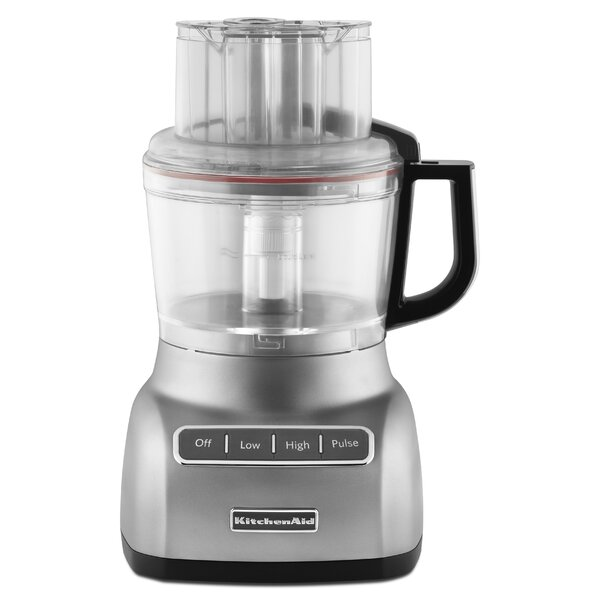 9 Cup Food Processor with ExactSlice System by KitchenAid