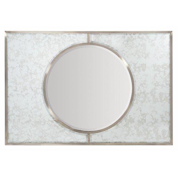 Domaine Metal Accent Mirror by Bernhardt