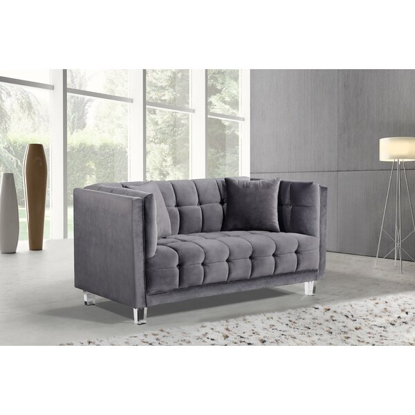 Top Quality Keegan Loveseat by Rosdorf Park by Rosdorf Park