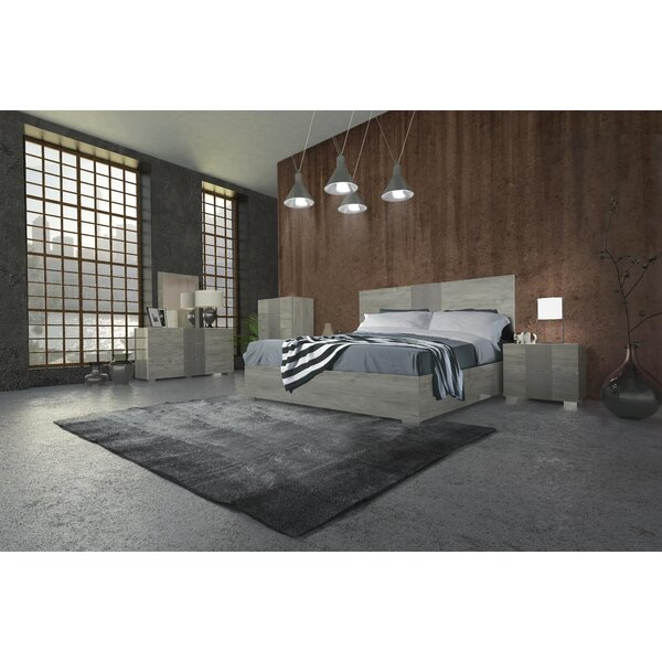 Dorcheer Platform Configurable Bedroom Set by Orren Ellis