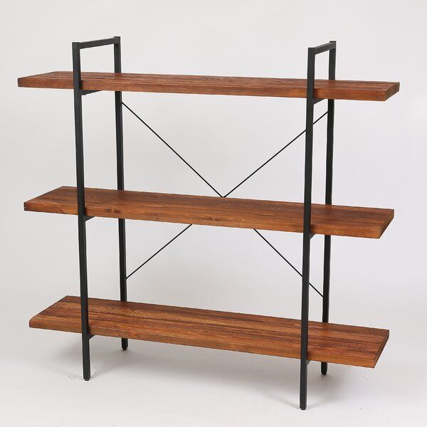 Carnearney Etagere Bookcase by Gracie Oaks