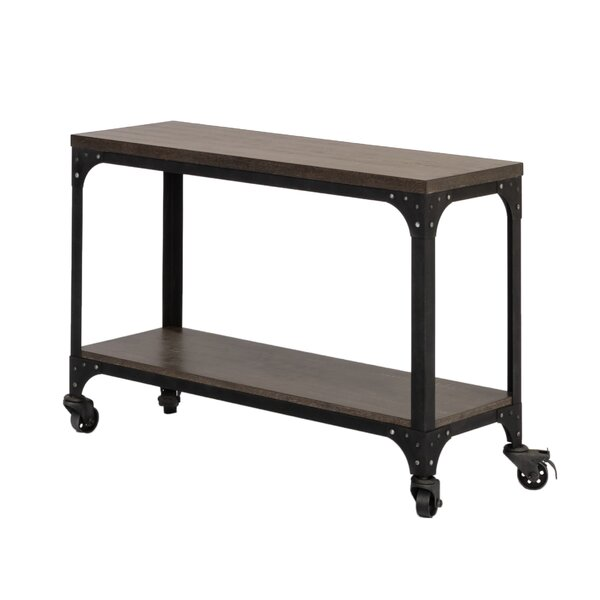 Burcham Sofa Table By Williston Forge