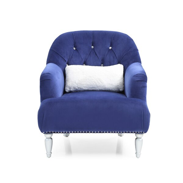 Shirebrook Chesterfield Chair by Everly Quinn