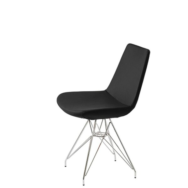 Shinkle Tower Upholstered Dining Chair by Brayden Studio