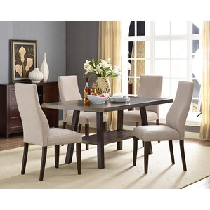 Scottsdale 5 Piece Dining Set by Brassex
