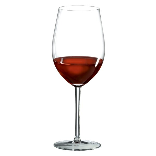 Classics Red Wine Glass (Set of 4) by Ravenscroft Crystal