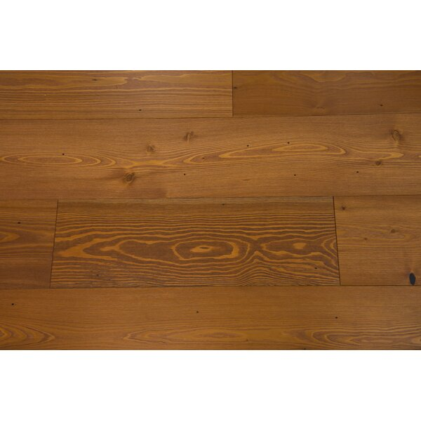 Buckingham 7-1/2 Engineered Oak Hardwood Flooring in Caramel by Branton Flooring Collection