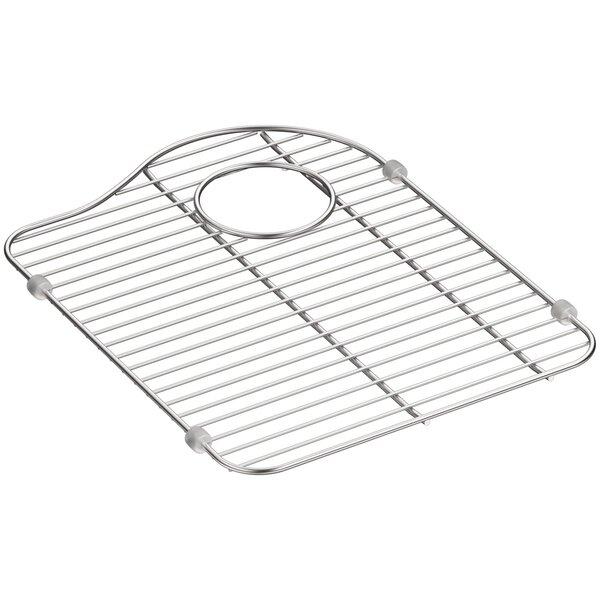 Hartland Stainless Steel Sink Rack For Right-Hand Bowl by Kohler