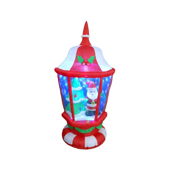 Christmas Lantern Christmas Decoration by The Holiday Aisle