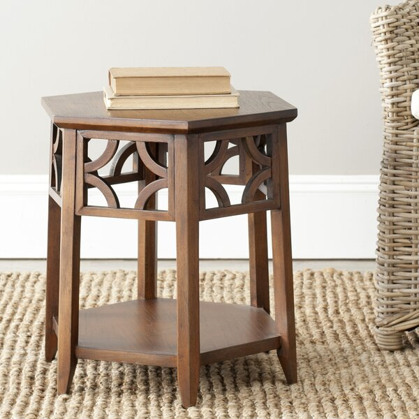 Connor End Table by Safavieh