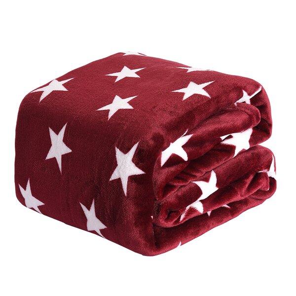 Leyba Plush Blankets Blanket by Wrought Studio