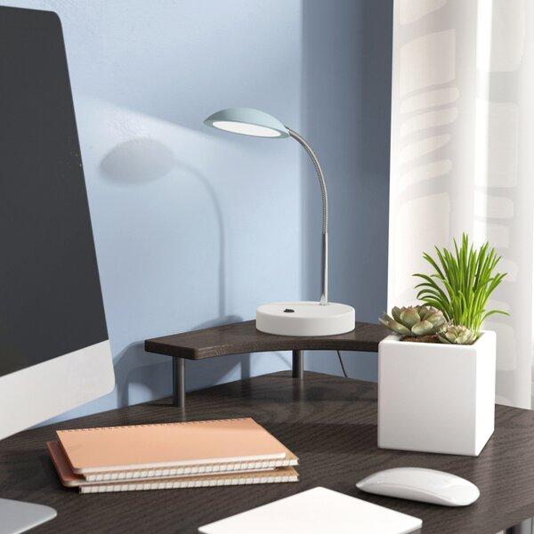 Isler 11 Desk Lamp by Orren Ellis