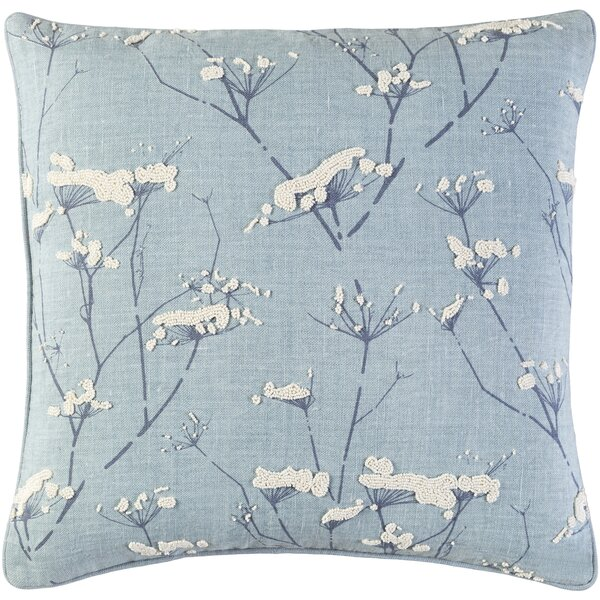 Saylor Linen Throw Pillow by The Twillery Co.