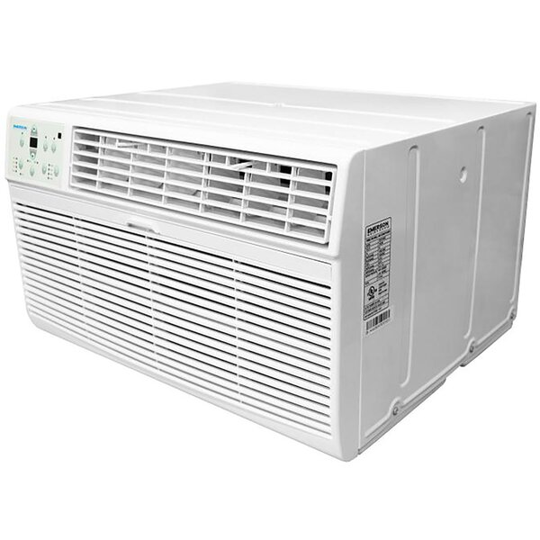 10,000 BTU Energy Star Through The Wall Air Conditioner with Remote by Emerson Quiet Kool