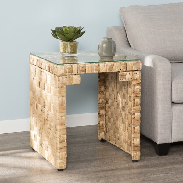 Zyaire End Table By Highland Dunes