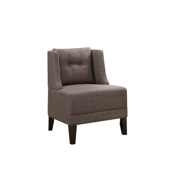 Holsey Slipper Chair by Charlton Home