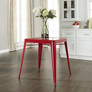 red kitchen & dining tables you'll love | wayfair
