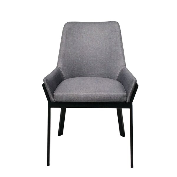 Malakai Upholstered Dining Chair (Set of 2) by Ivy Bronx