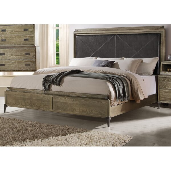 Cosima Upholstered Standard Bed by Gracie Oaks