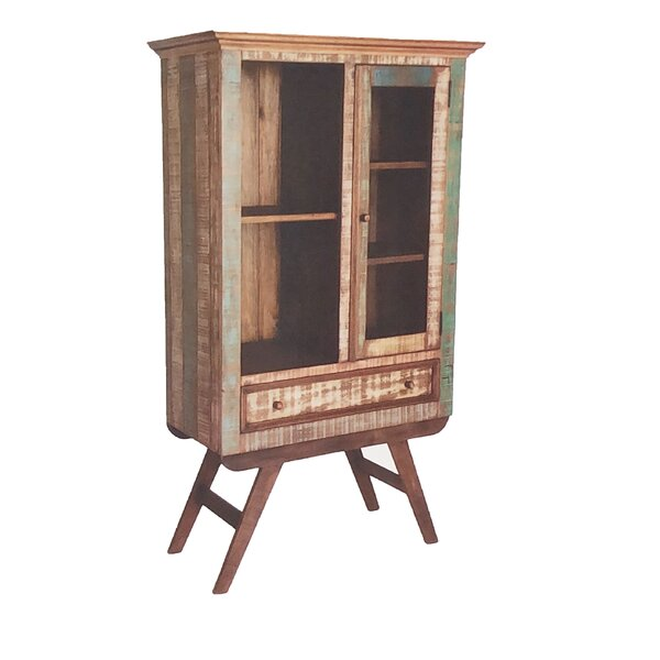 Rentschler Display Cabinet by Bloomsbury Market