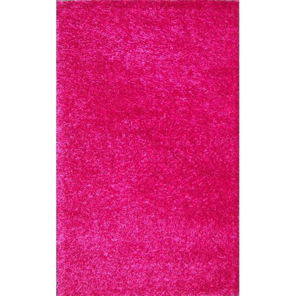 Sara Pink Area Rug by Noble House