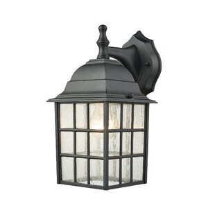 Bargain Kya Outdoor Wall Lantern By Charlton Home