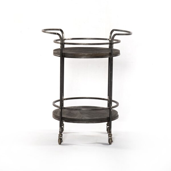 Dussault Bar Cart by George Oliver