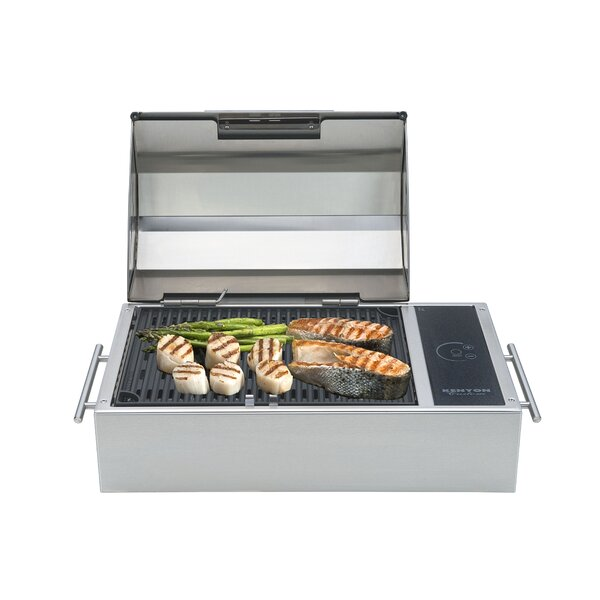 Floridian 120V Portable Electric Grill by Kenyon