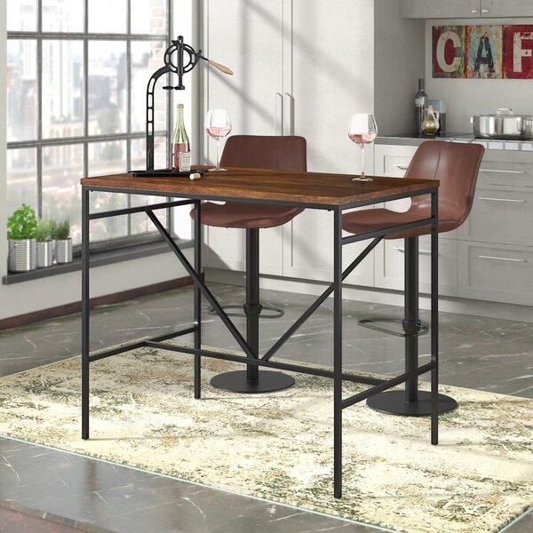 Cortaro Pub Table by Trent Austin Design