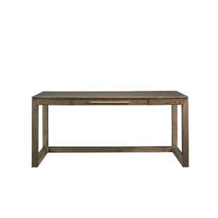 Panavista Solid Wood Writing Desk