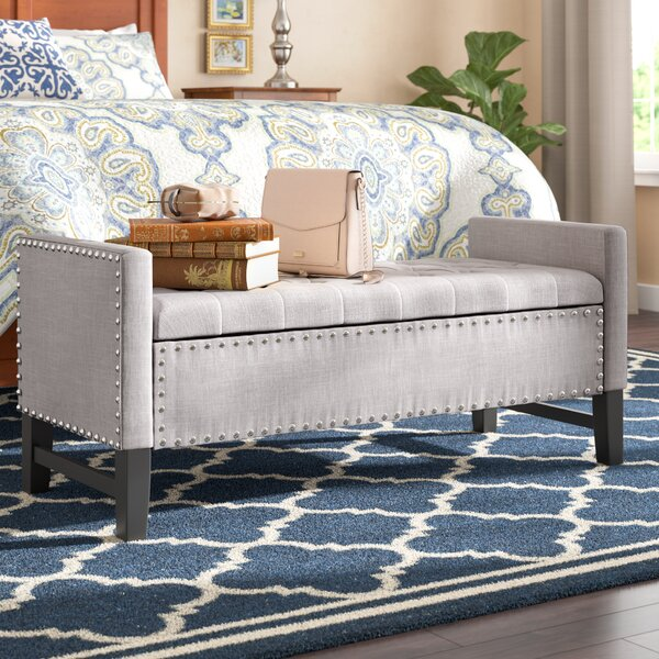 Auberge Storage Bench by Darby Home Co