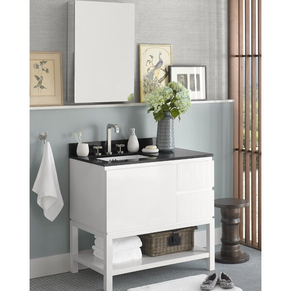 Chloe 36 Single Bathroom Vanity Set by Ronbow