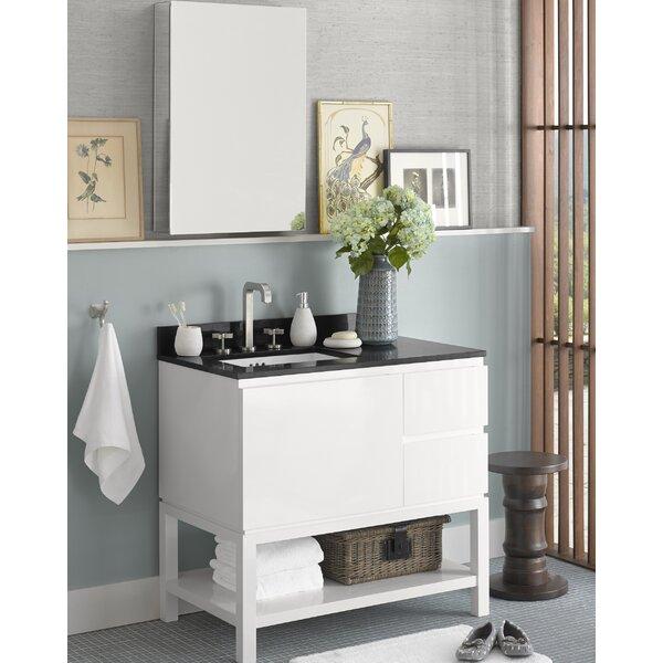 Chloe 36 Single Bathroom Vanity Set by Ronbow