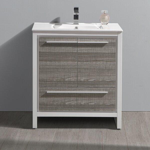 Trieste Allier Rio 30 Single Bathroom Vanity Set by Fresca
