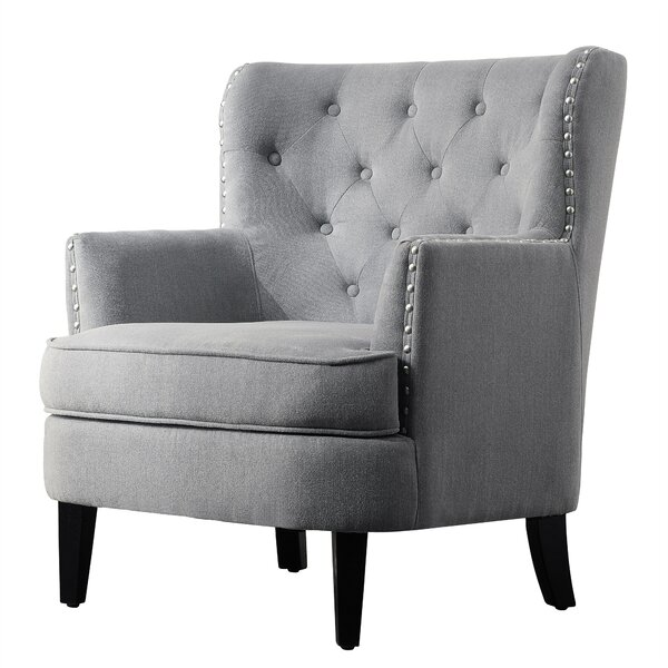 Review Lenaghan Wingback Chair