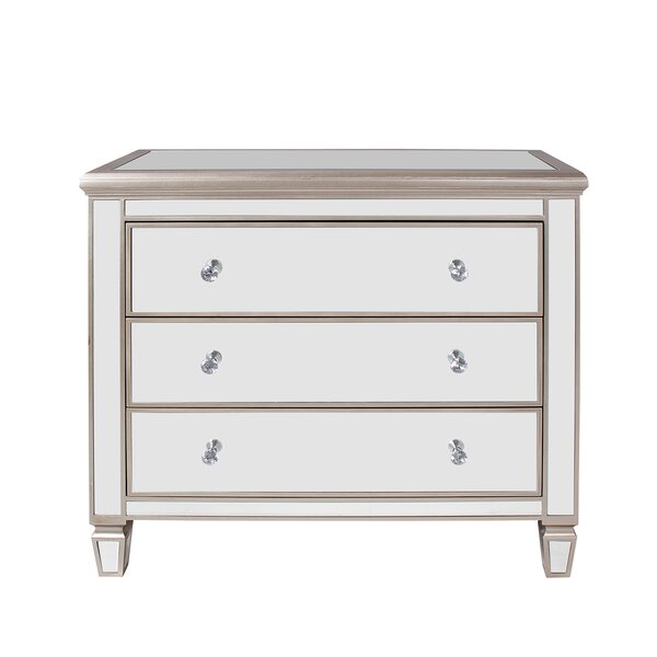 Big Save Laurine 3 Drawer Accent Chest by Everly Quinn