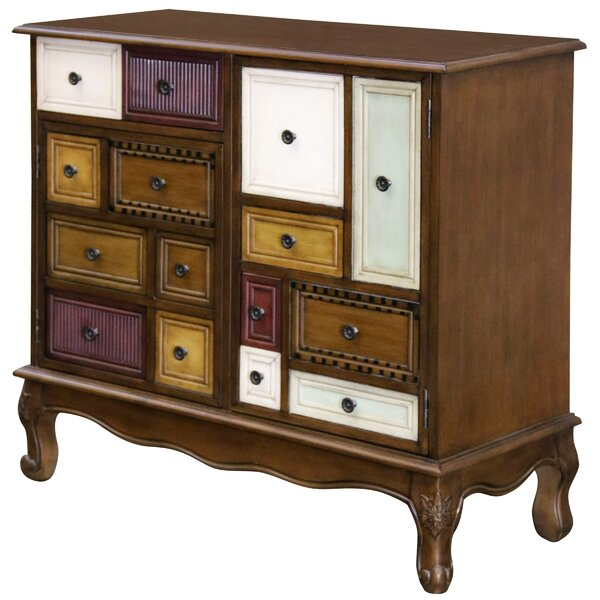 Edwinton 1 Door Accent Cabinet by Darby Home Co Darby Home Co