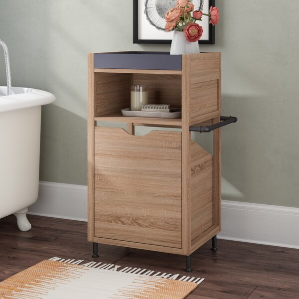 Busti 17.63 W x 34.38 H Cabinet by Zipcode Design